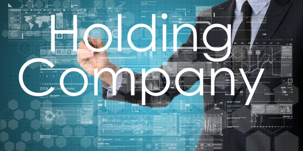 What is holding company