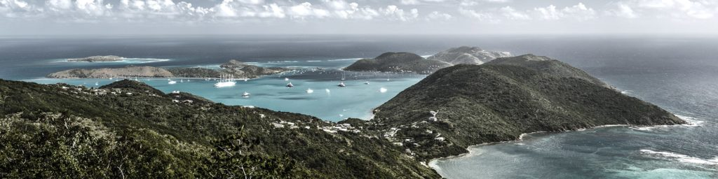 Set up a company in British Virgin Islands